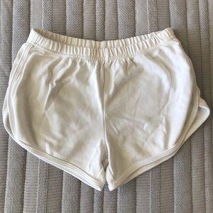 White American Apparel Shorts M